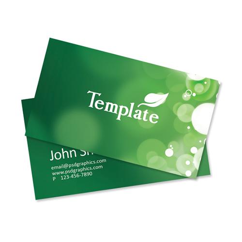 template-kartu-nama-eco-business-green
