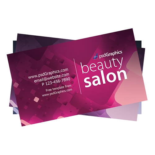 template-name-card-beauty-salon
