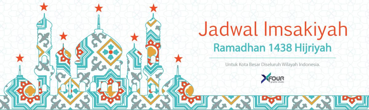 Download Jadwal Imsakiyah Ramadhan 2017 1438 Hijriyah