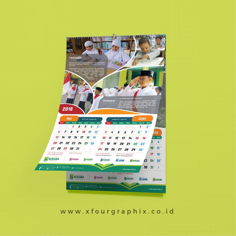 Kalender-Dinding