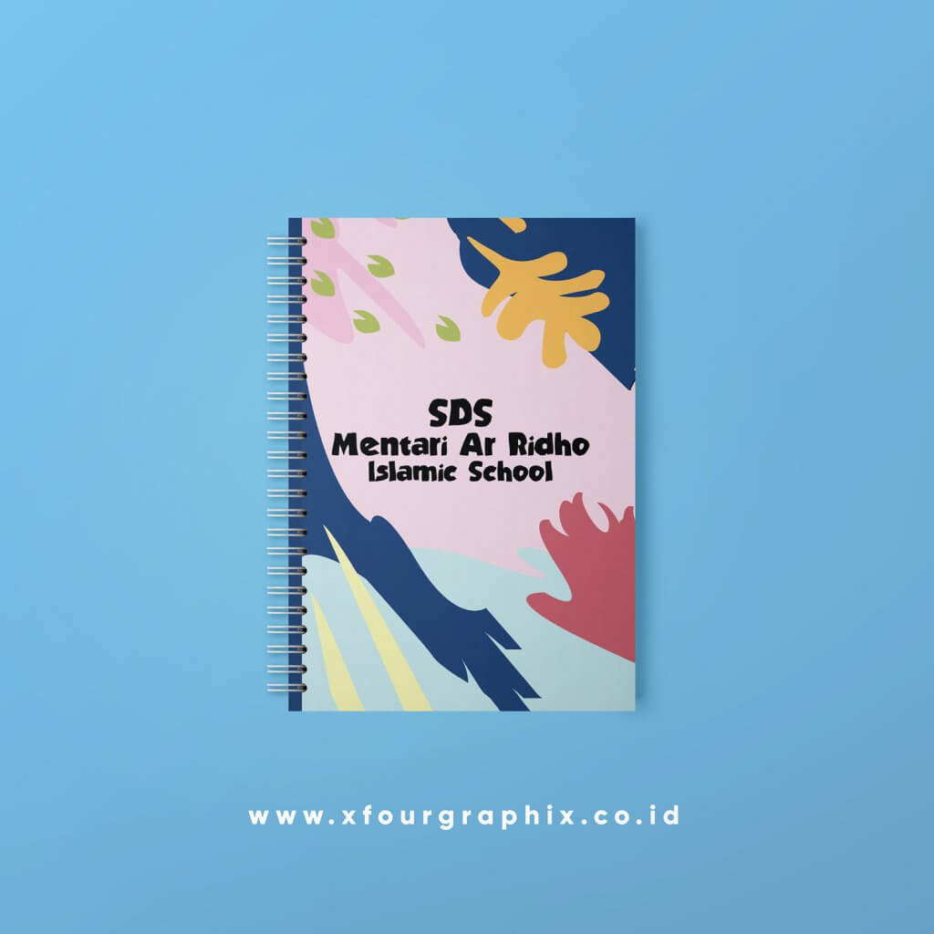 buku tahunan B5