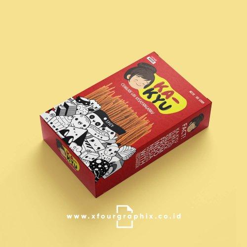 Box Kemasan Makanan Kakyu