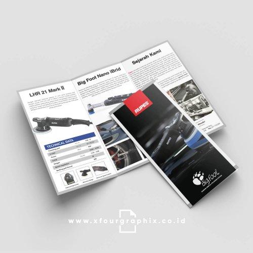Brosur 3 Fold